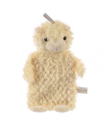 Plyšový termofor - Lama béžová - 36 cm