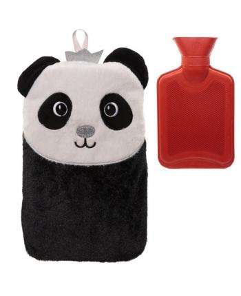 Plyšový termofor - Panda - 30 cm
