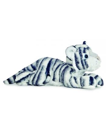 Plyšový tiger biely King - Flopsie (30,5 cm)