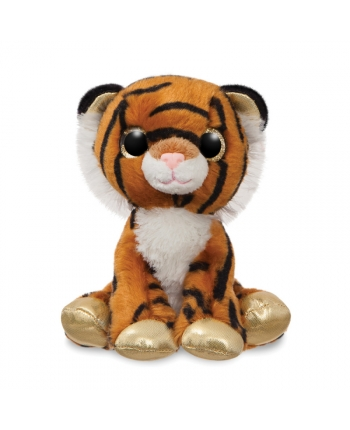 Plyšový tiger Kato - Sparkle tales - 18 cm