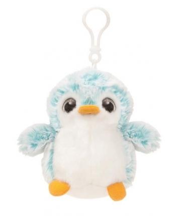 Plyšový tučniak modrý - prívesok - Pom Pom (10 cm)