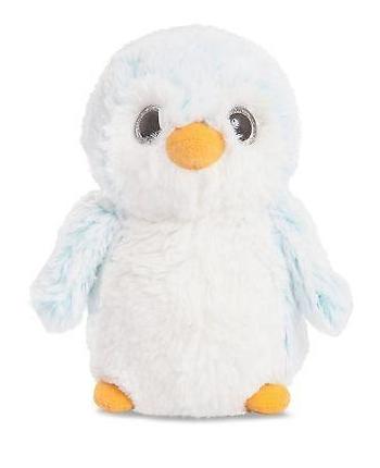 Plyšový tučniak Pom Pom modrý (15 cm)