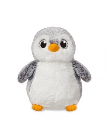 Plyšový tučniak  sivo-biely - Pom Pom (23 cm)