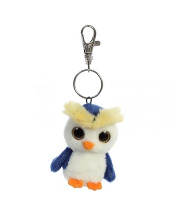 Plyšový tučniak Skipee Baby - kľúčenka - YooHoo (9 cm)