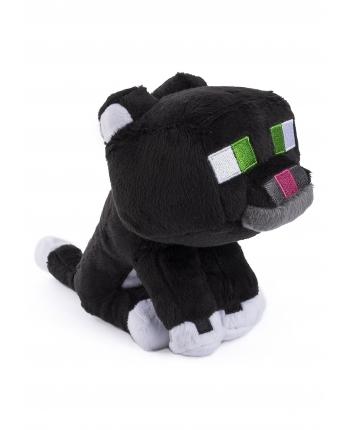 Plyšový Tuxedo Cat - čierna mačka - Minecraft - 22 cm