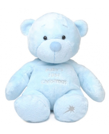 Plyšový vianočný medvedík Bonnie  - Aurora Baby (29 cm)