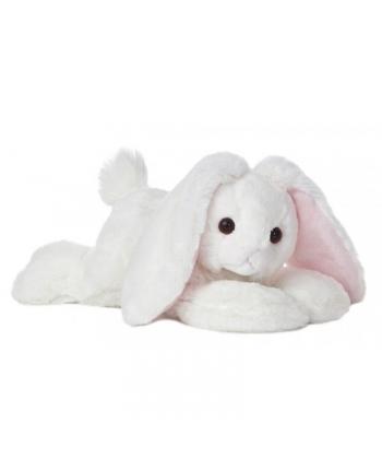 Plyšový zajačik biely - Huggies (30,5 cm)