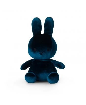 Plyšový zajačik kobaltový zamat - Miffy (23 cm)