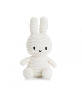 Plyšový zajačik krémový menčester - Miffy (23 cm)