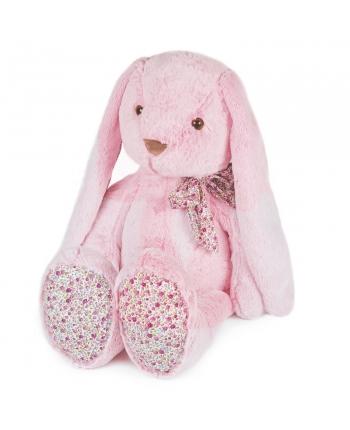 Plyšový růžový zajíček - Histoire D´Ours (70 cm)