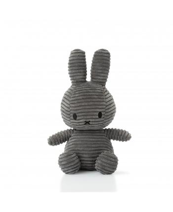 Plyšový zajíček šedý menčester - Miffy (33 cm)