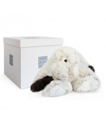 Plyšový zajačik Softy v škatuľke - Histoire D´Ours (30 cm)