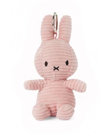 Plyšový zajačik staroružový menčester - kľúčenka - Miffy (10 cm)