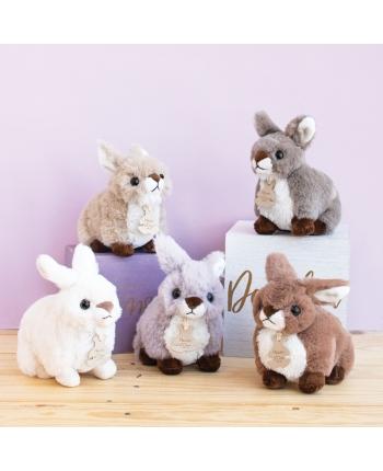 Plyšový zajačik v škatuľke - Histoire D´Ours (15 cm)