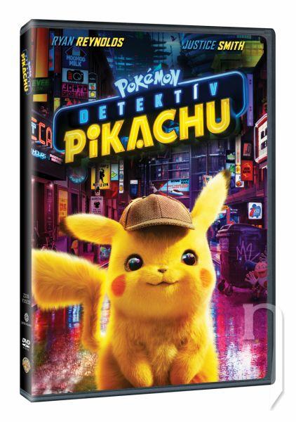 DVD Film - Pokémon: Detektiv Pikachu