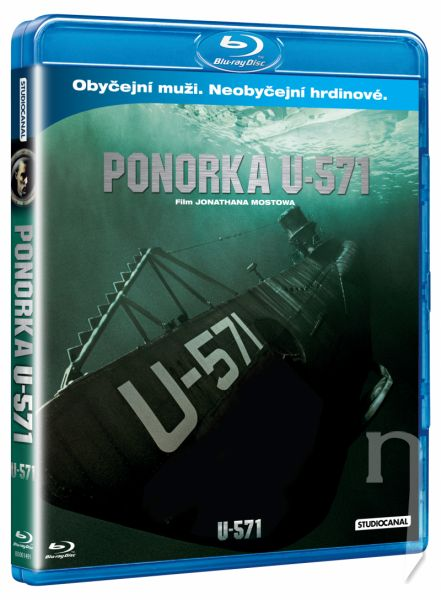 BLU-RAY Film - Ponorka U-571