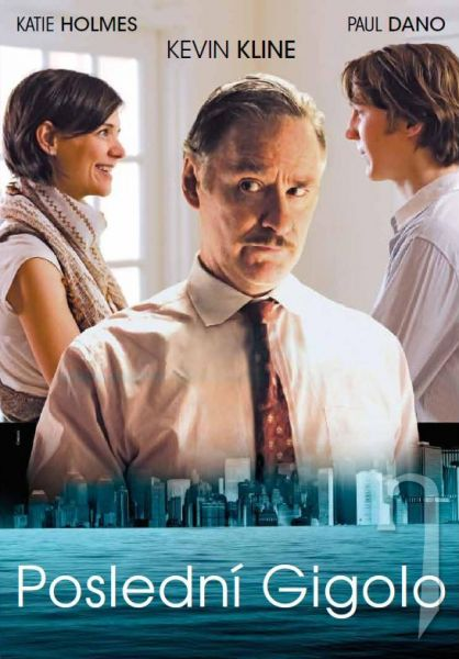 DVD Film - Posledný gigolo