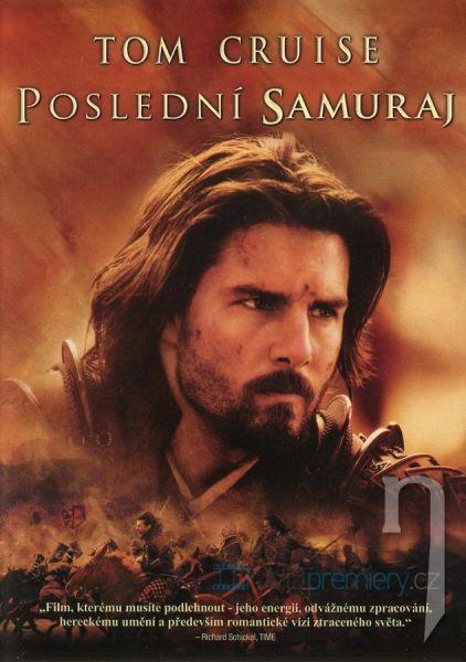 DVD Film - Poslední samuraj