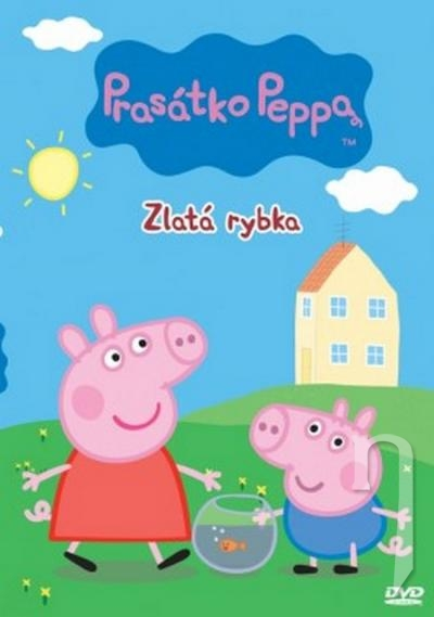 DVD Film - Prasiatko Peppa V. DVD