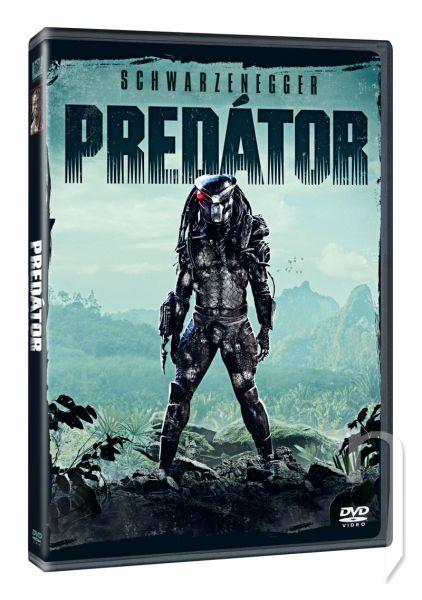 DVD Film - Predátor