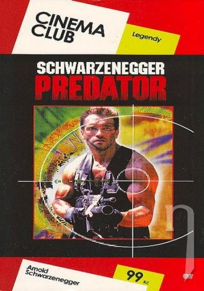 DVD Film - Predátor (pap. box)