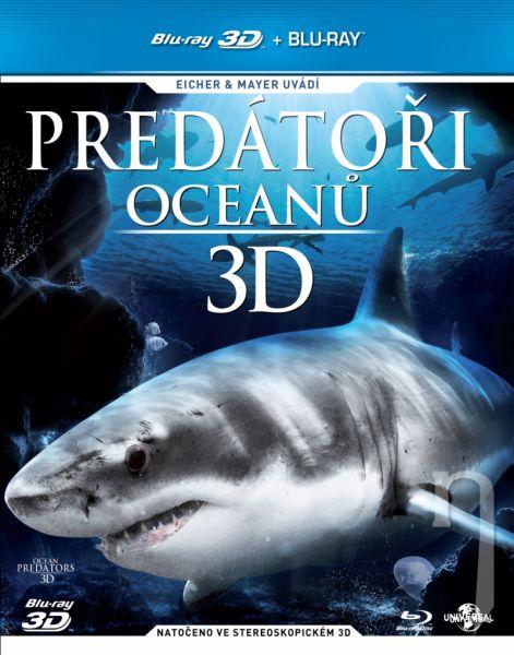 Domov blu ray filmy kategória 3d filmy predátori oceánov 2d 3d