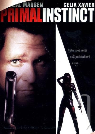 DVD Film - Primal Instinct