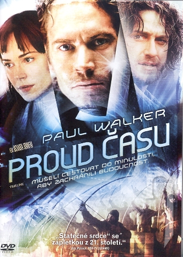 DVD Film - Proud času