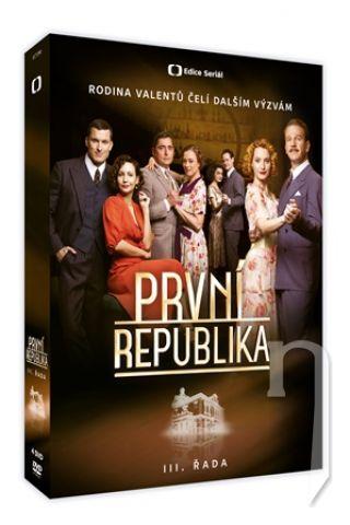 DVD Film - První republika II. série (4 DVD)