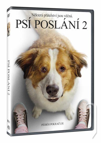 DVD Film - Psí poslání 2