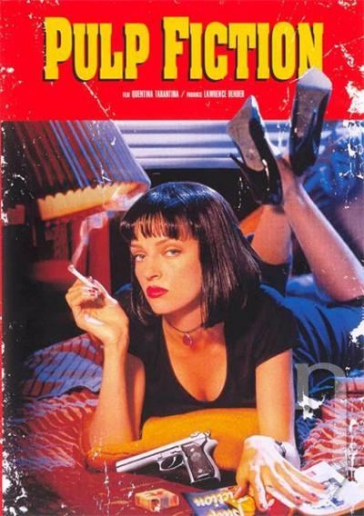 DVD Film - Pulp Fiction (slimbox)