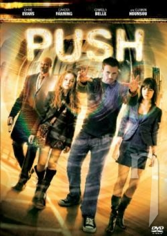 DVD Film - Push