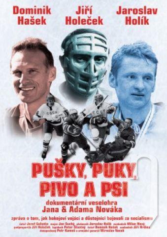 Pušky, puky, pivo a psi (DVD)