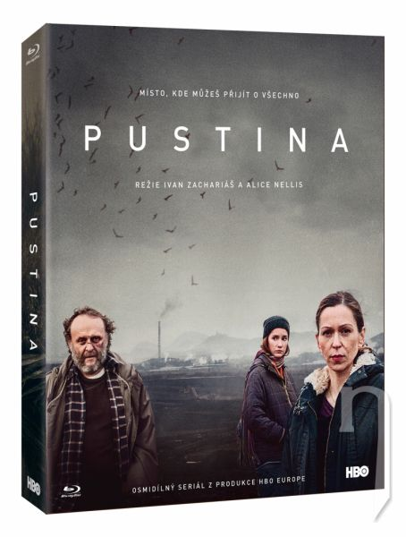 BLU-RAY Film - Pustina (2 Bluray)