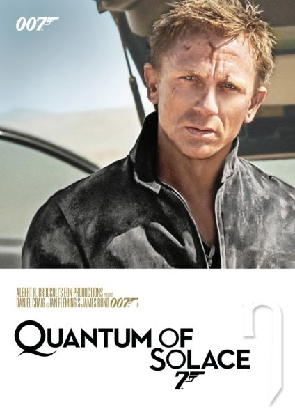 DVD Film - Quantum Of Solace
