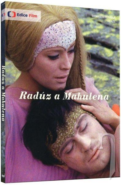 DVD Film - Radúz a Mahulena (remasterovaná verze)