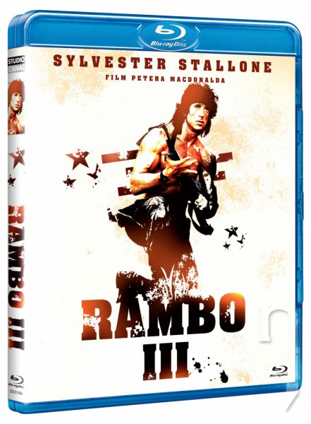 BLU-RAY Film - Rambo 3