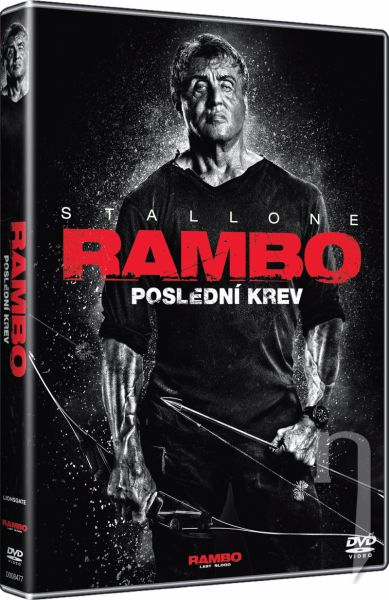 DVD Film - Rambo: Poslední krev