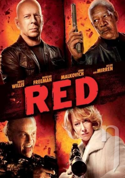 DVD Film - RED (digipack)