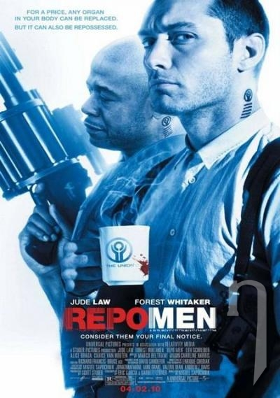DVD Film - Repo Men