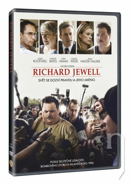 DVD Film - Richard Jewell