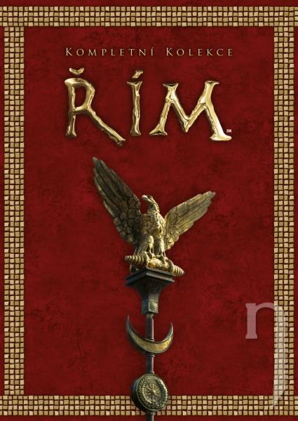 DVD Film - Rím: kompletná kolekcia (11DVD)