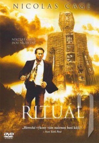 DVD Film -  Rituál