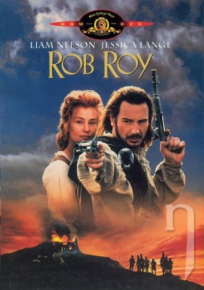 DVD Film - Rob Roy (pap. box)