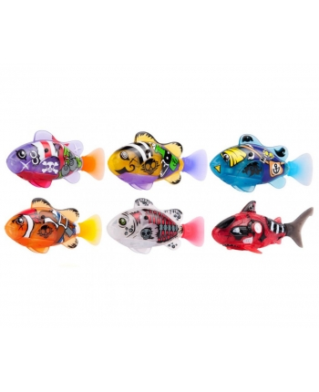 Robo ryba na baterky - displej 48 ks