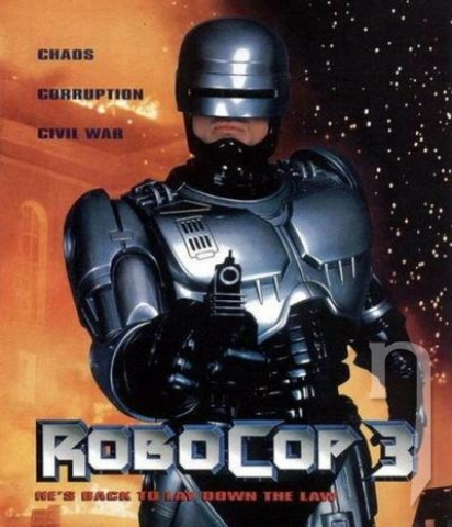 BLU-RAY Film - RoboCop 3 (Blu-ray)
