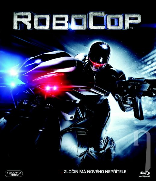 BLU-RAY Film - Robocop