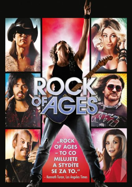 BLU-RAY Film - Rock of Ages