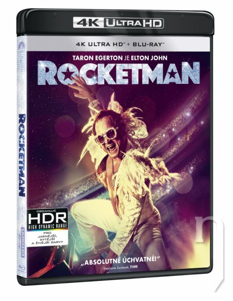 BLU-RAY Film - Rocketman (UHD+BD)