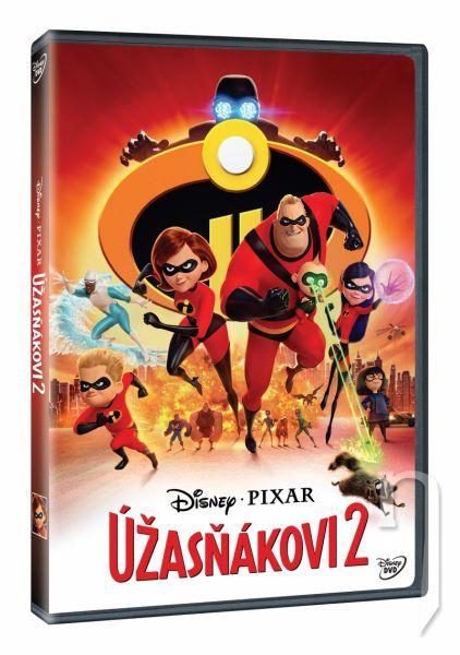 DVD Film - Úžasňákovi 2